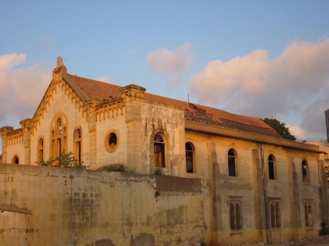בית הכנסת מגן אברהם, ביירות